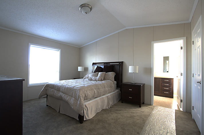 Spacious mater bedroom
