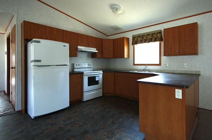 Beautiful U-Shaped Kitchen