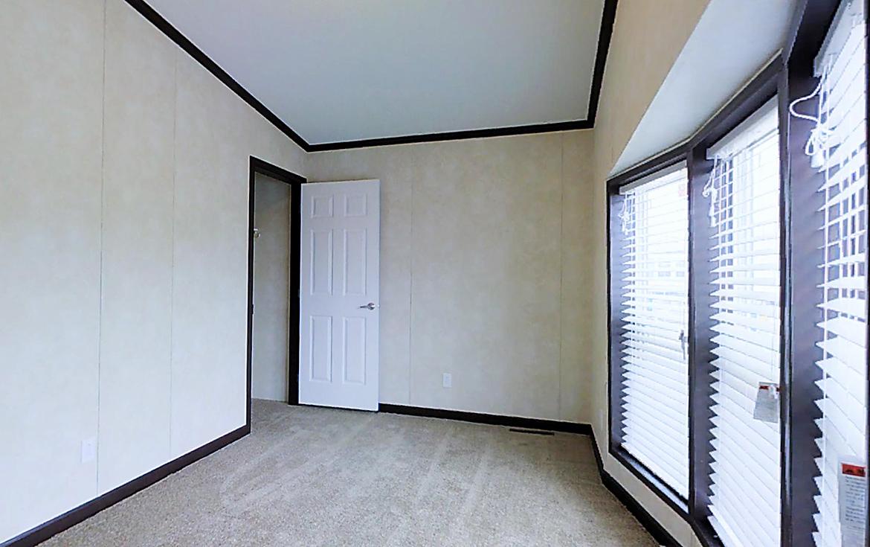 Massive Front Bedroom with HUGE closet